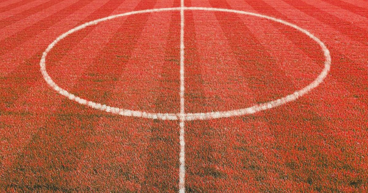 Roter Rasen