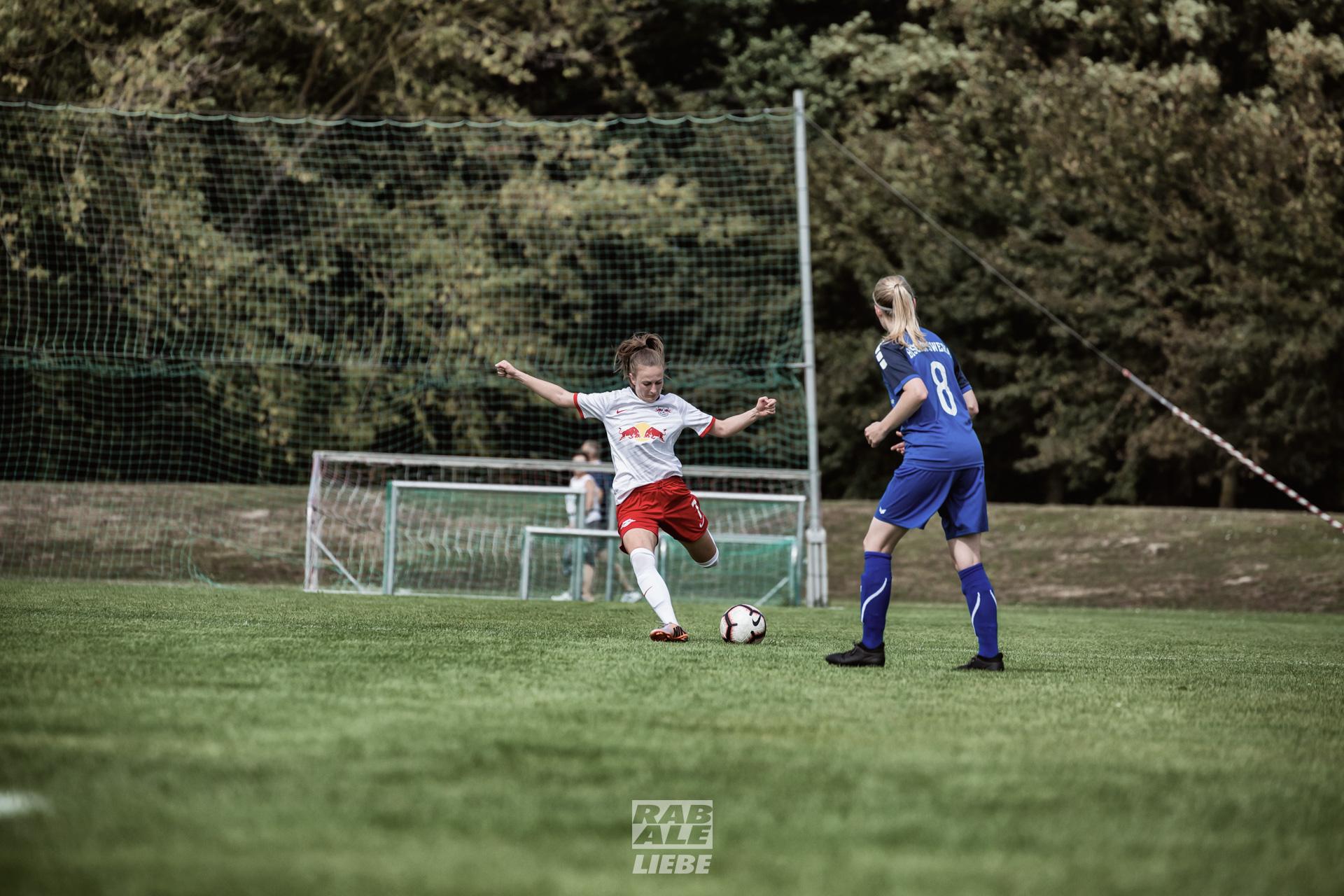 Regionalliga Nordost Frauen: RB Leipzig -vs- Bischofswerdaer FV