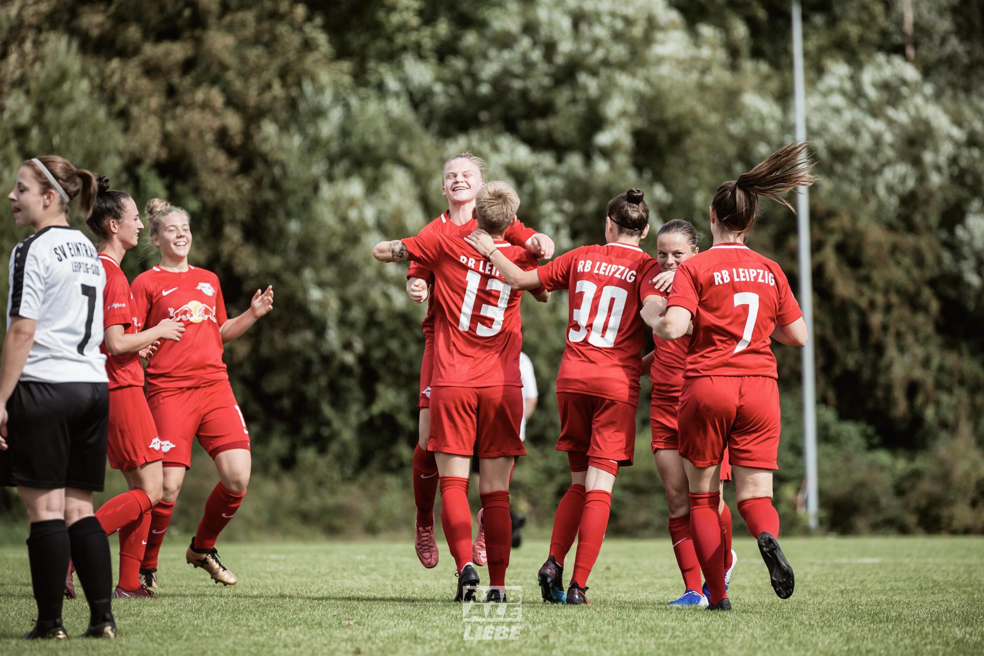 Regionalliga Nordost Frauen: SV Eintracht Leipzig-Süd -vs- RB Leipzig