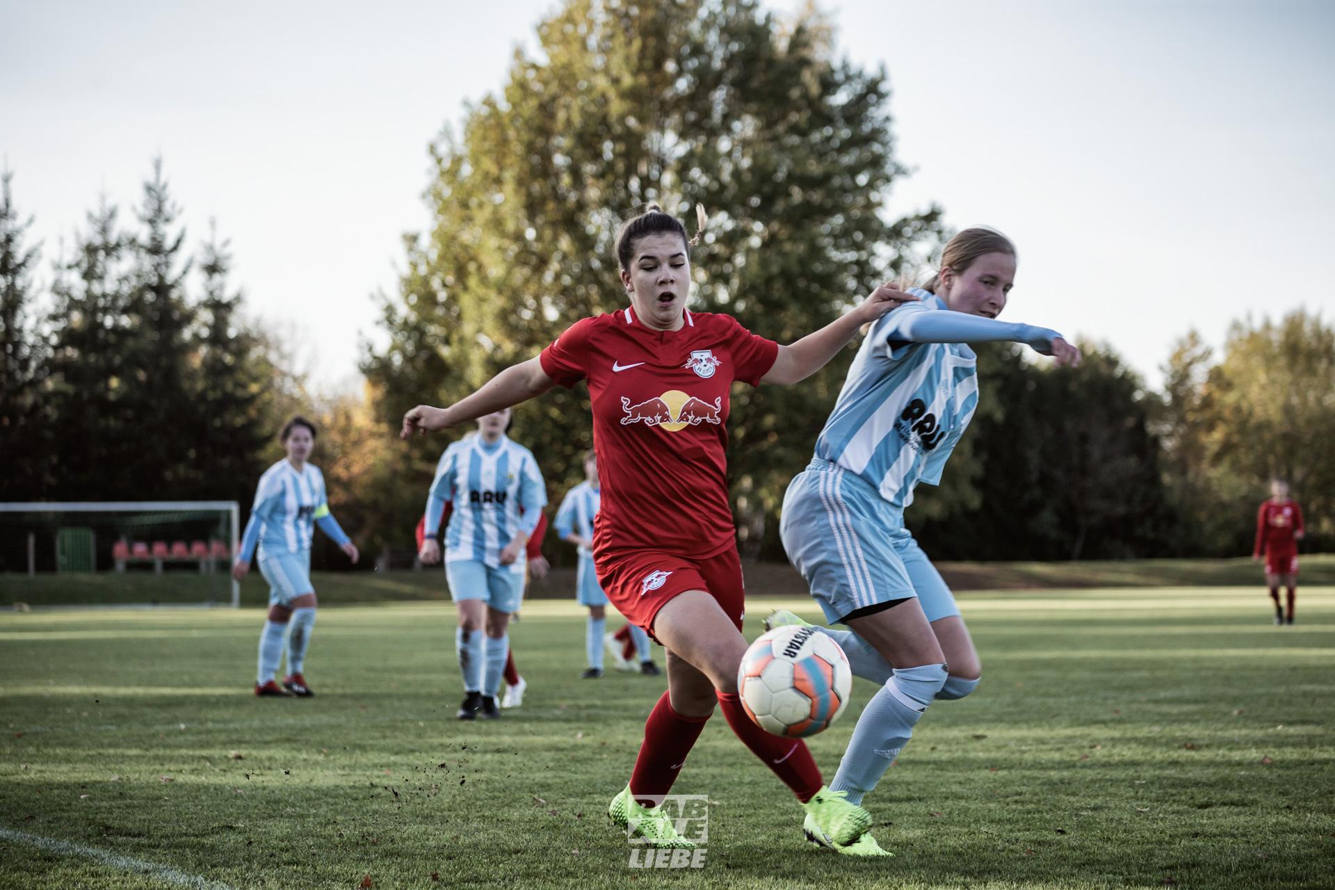 Landespokal: Chemnitzer FC -vs- RB Leipzig