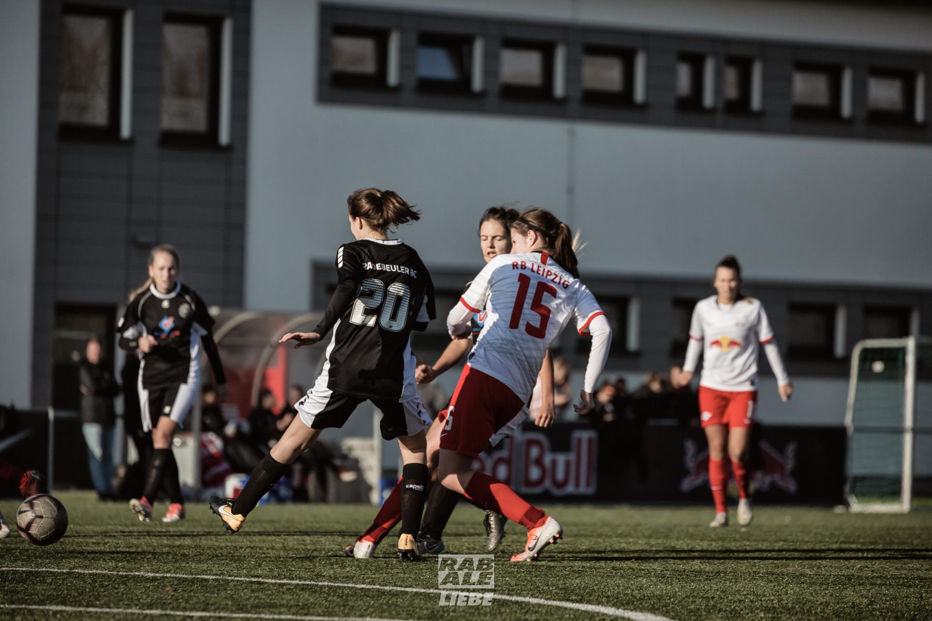 Landesliga Frauen: RB Leipzig II -vs- Radebeuler BC