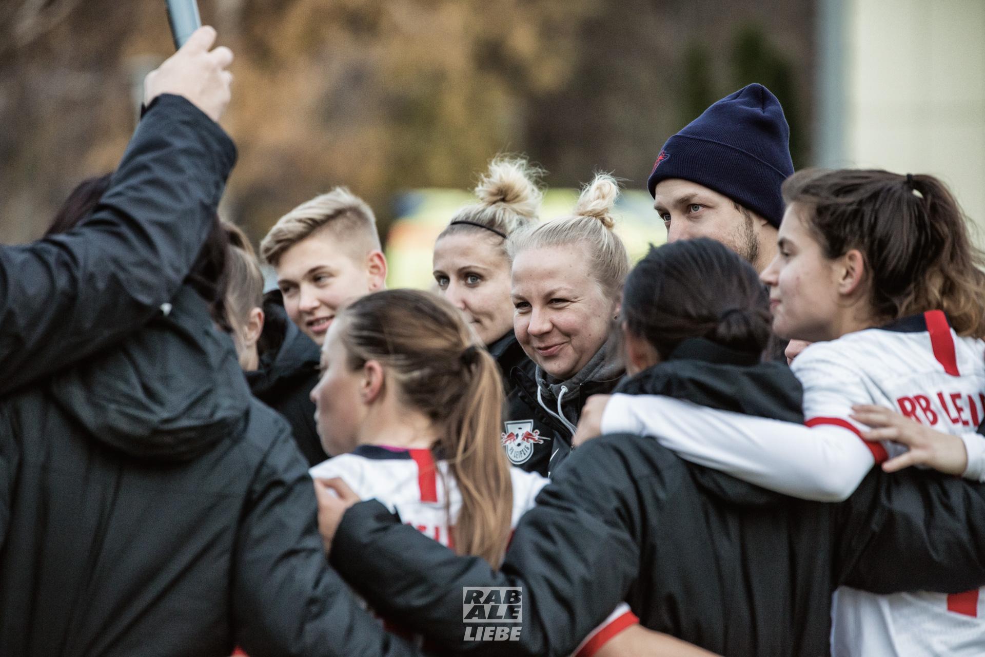 Regionalliga Nord-Ost Frauen: RB Leipzig -vs- FC Erzgebirge Aue