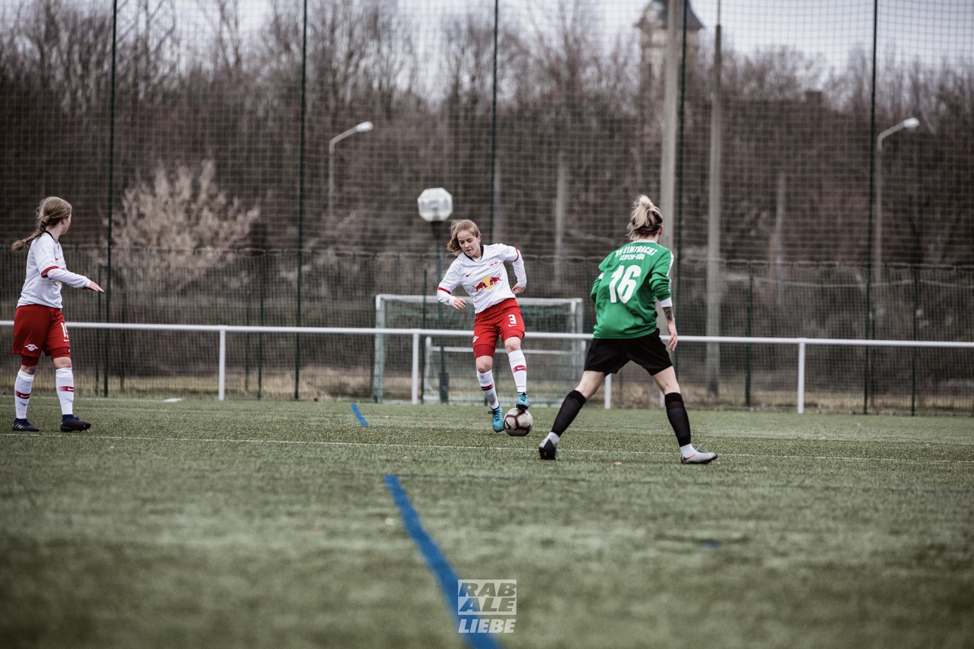 Testspiel: RB Leipzig II -vs- SV Eintracht Leipzig-Süd