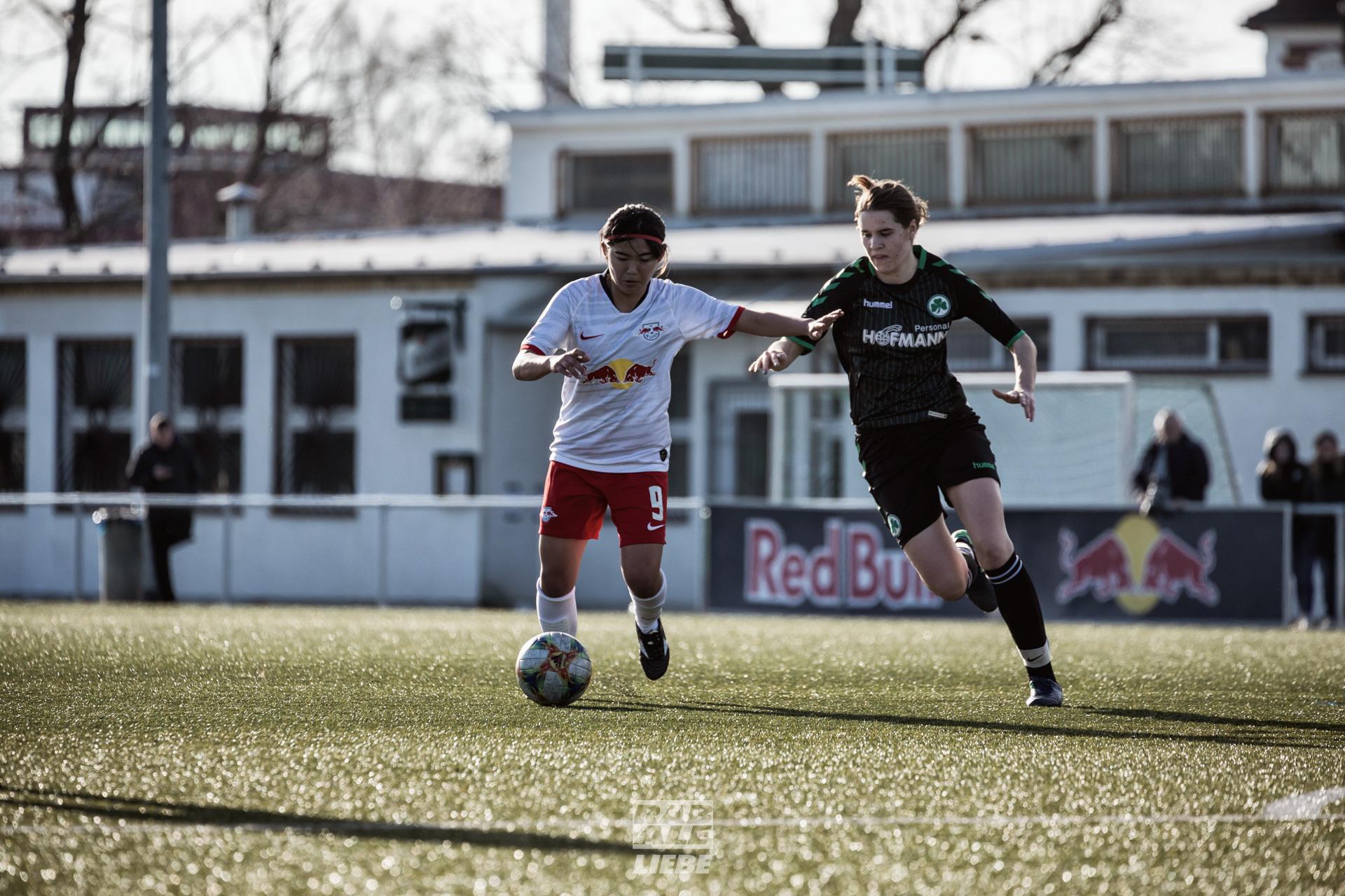 Testspiel: RB Leipzig -vs- SpVgg Greuther Fürth