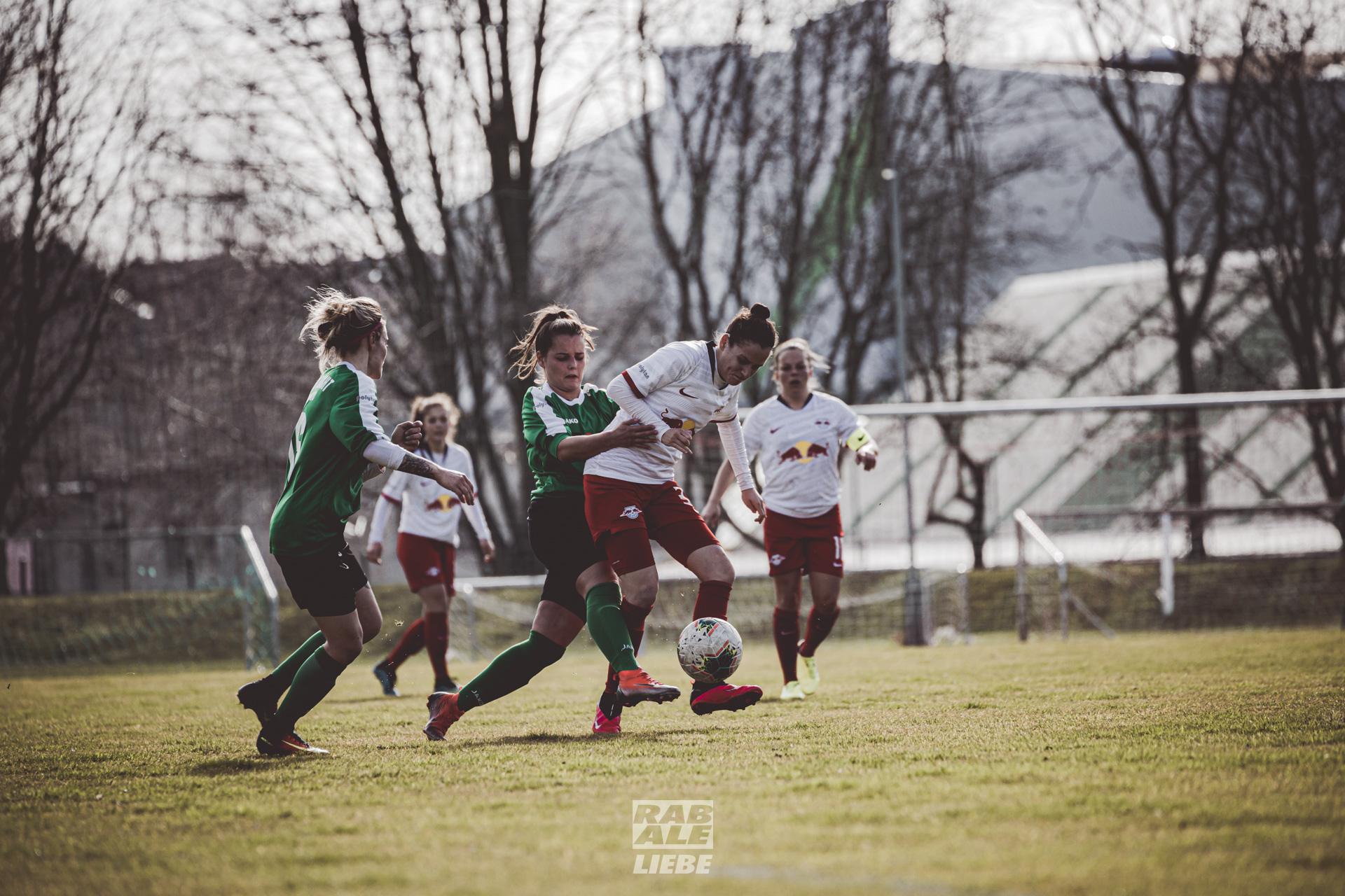 Regionalliga: RB Leipzig -vs- Eintracht Leipzig-Süd
