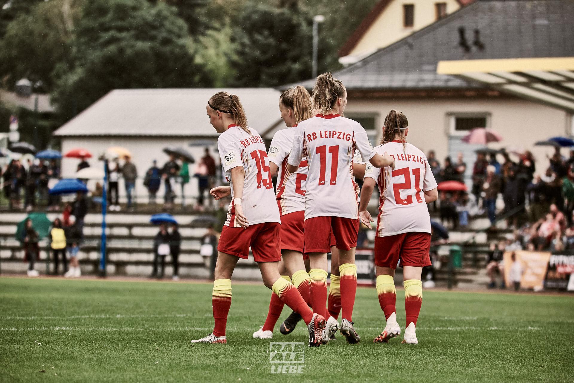 Sachsenpokalfinale: RB Leipzig -vs- FC Phoenix Leipzig