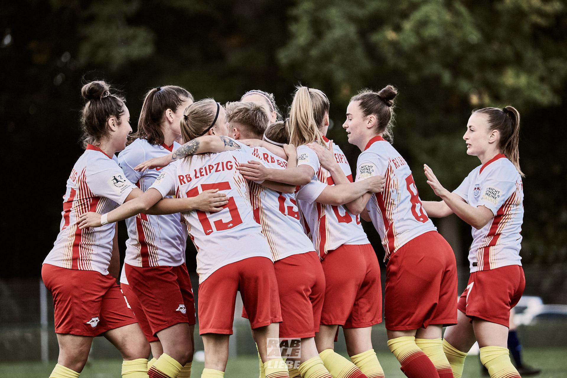 2. Frauenbundesliga: RB Leipzig -vs- Borussia Bocholt