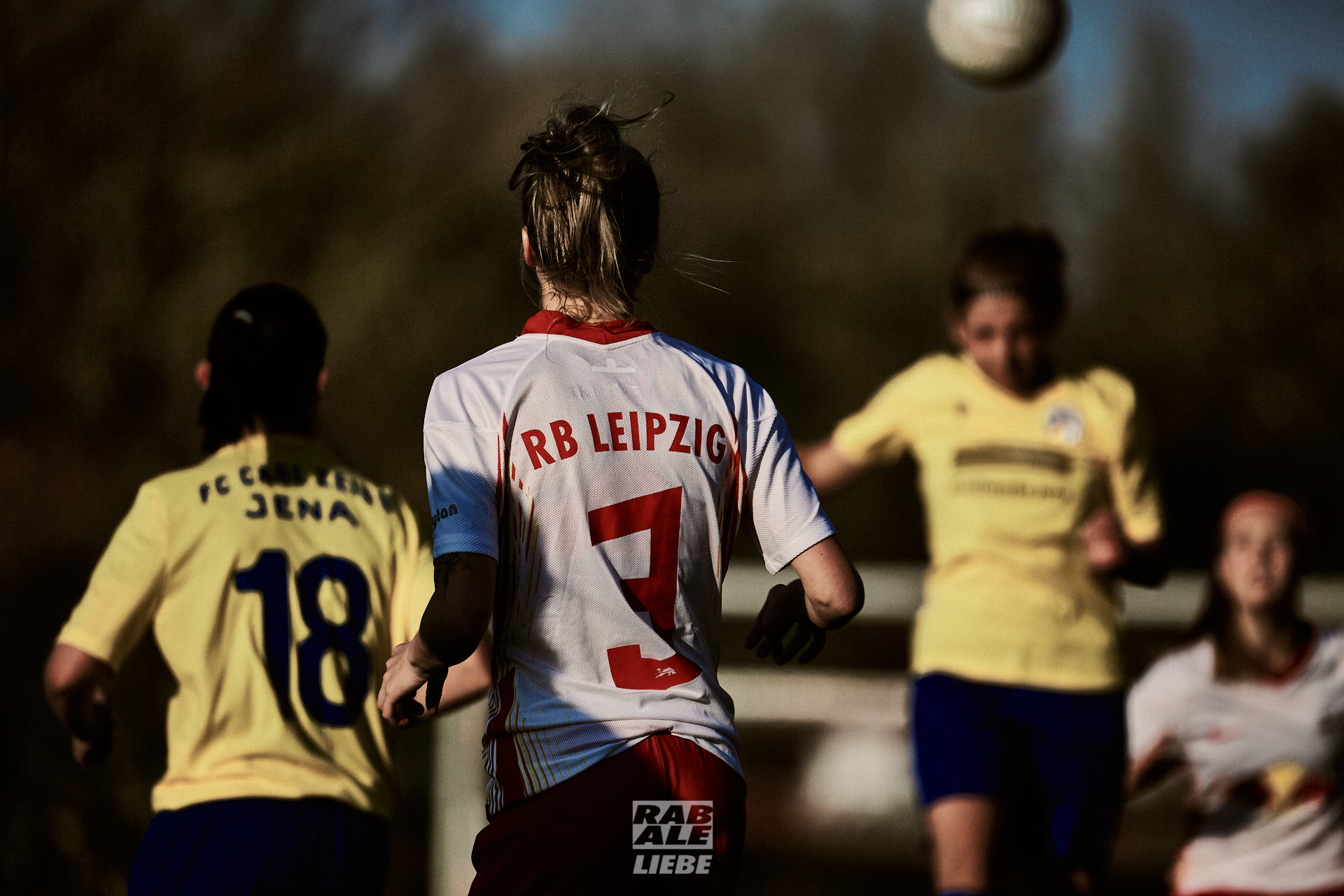 RB Leipzig U23w -vs- Carl Zeiss Jena II