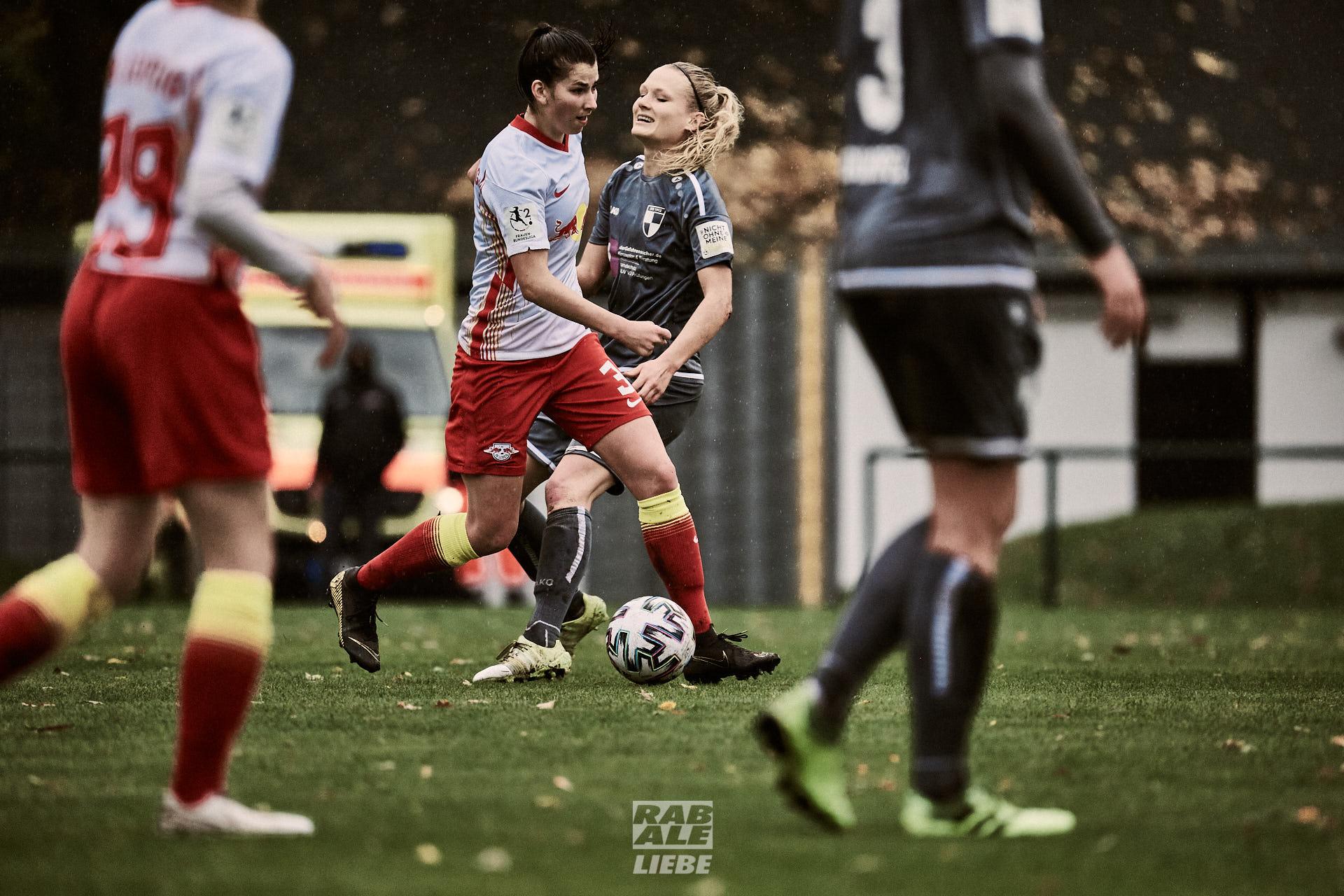 DFB-Pokal: RB Leipzig -vs- SV Berghofen