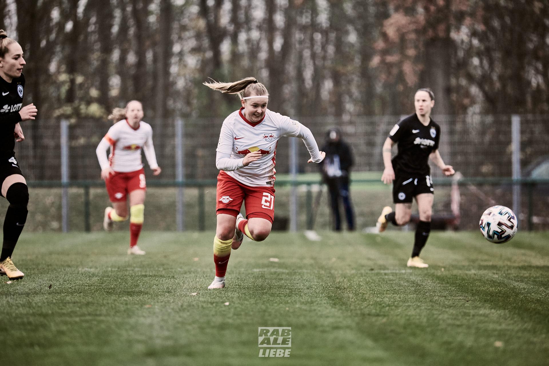 DFB-Pokal: RB Leipzig -vs- Eintracht Frankfurt