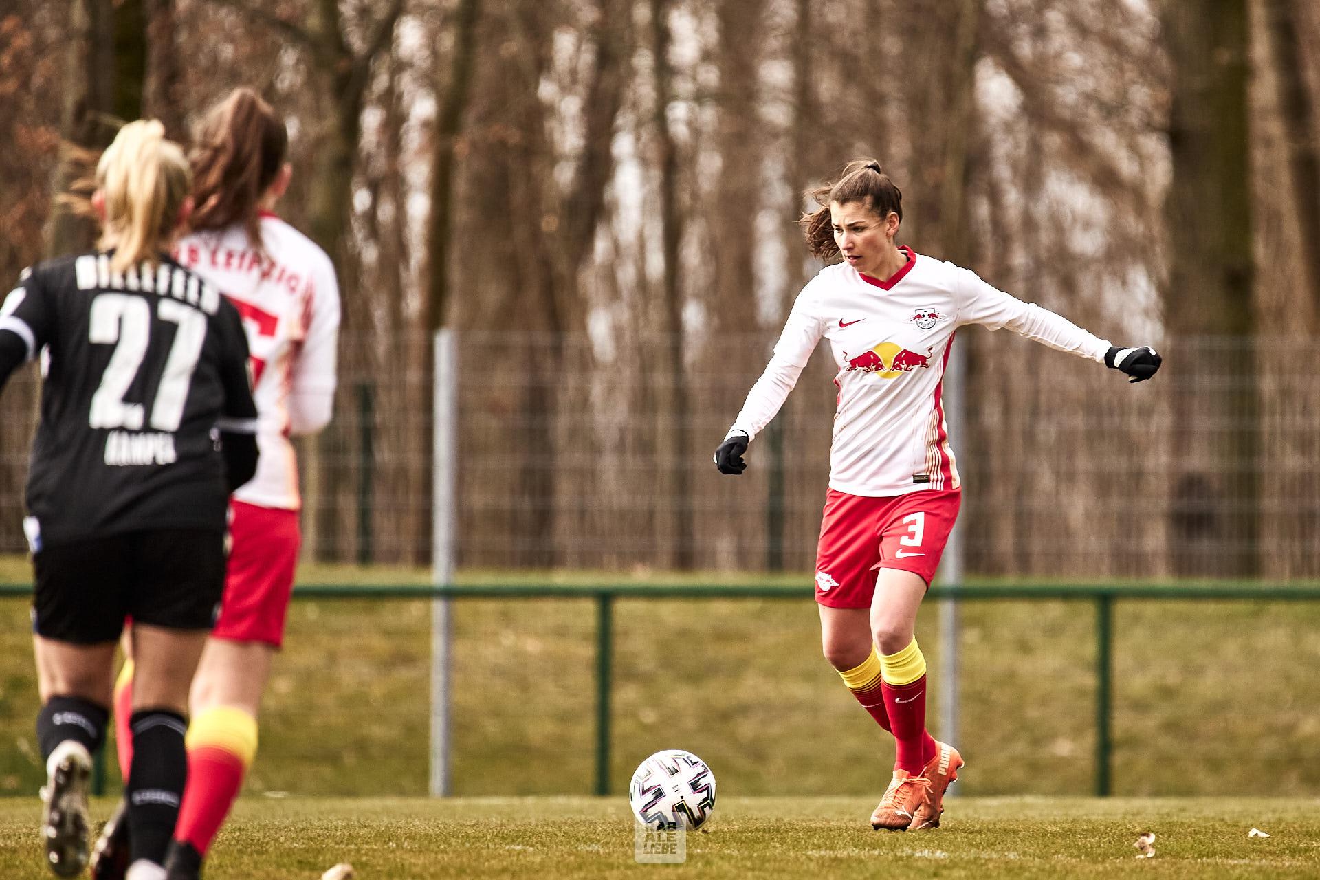 2. Frauenbundesliga: RB Leipzig -vs- DSC Arminia Bielefeld