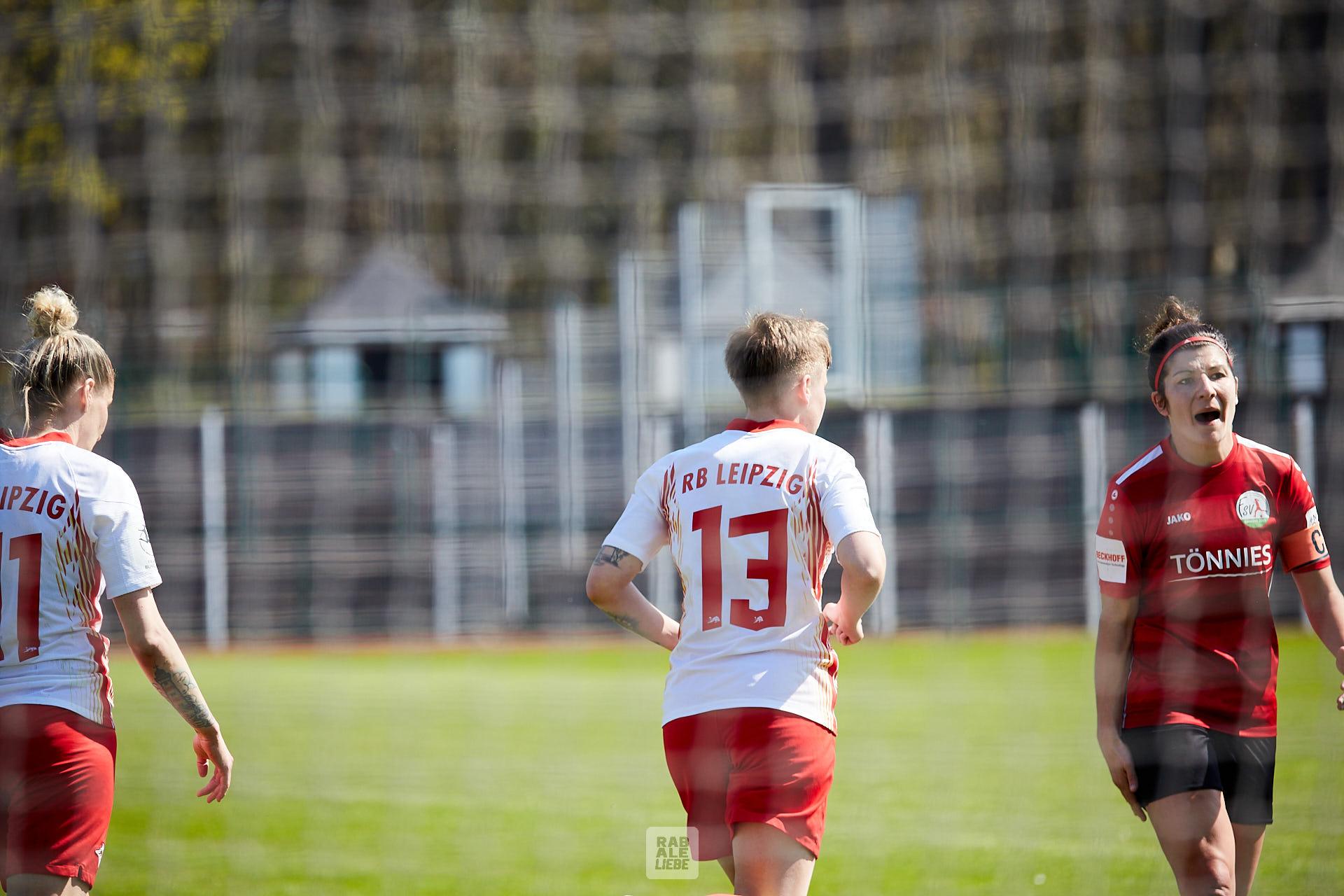 2. Frauenbundesliga: RB Leipzig -vs- FSV Gütersloh