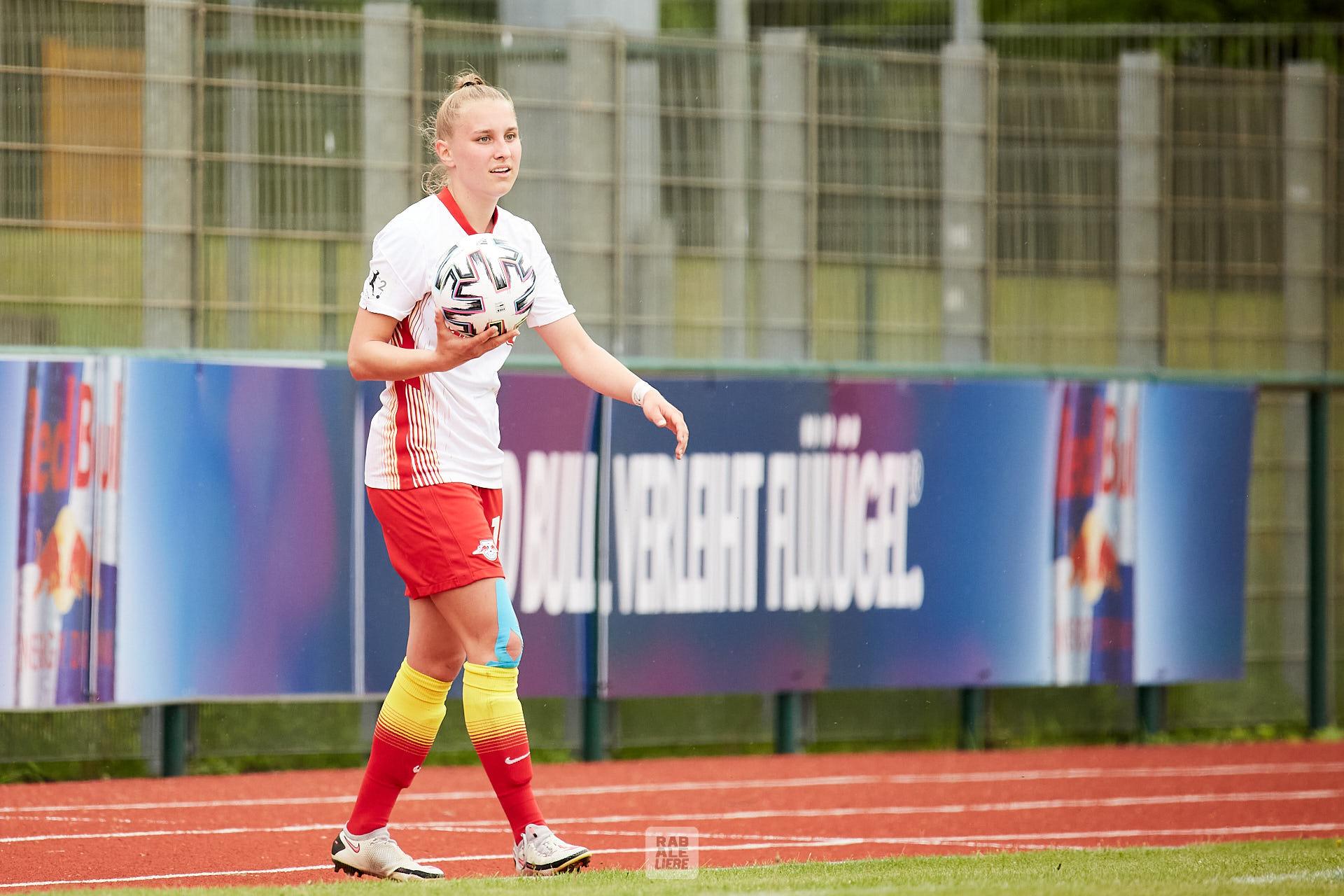 2. Frauenbundesliga: RB Leipzig -vs- Turbine Potsdam II